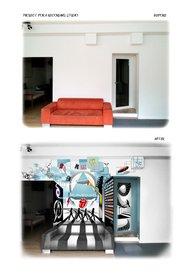 Recording Room Wall
